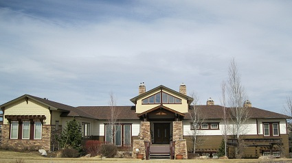 CertaPro Painters the exterior house painting experts in Elizabeth, CO