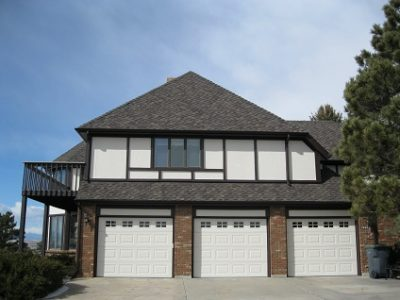 Exterior painting by CertaPro house painters in Parker, CO