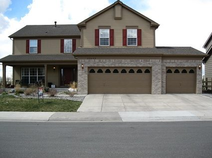 exterior house painting in south aurora