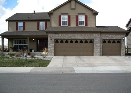 South Aurora Exterior House Painting