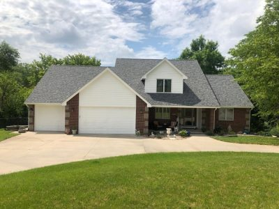 home painting in pleasant hill, ia