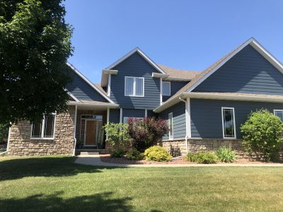exterior painting in johnstown, ia