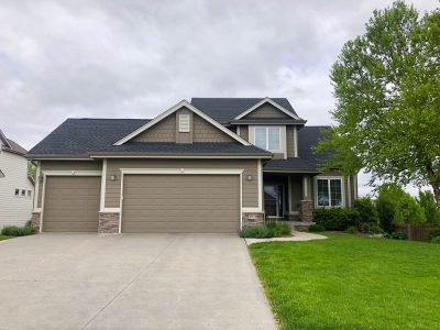 Exterior House Painting in Johnston, IA