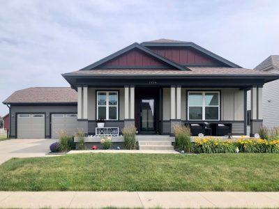 Exterior House Painting in Colfax, IA