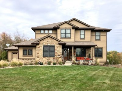 Exterior House Painting in Urbandale, IA