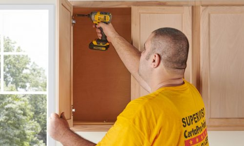 professional cabinet painters in san diego