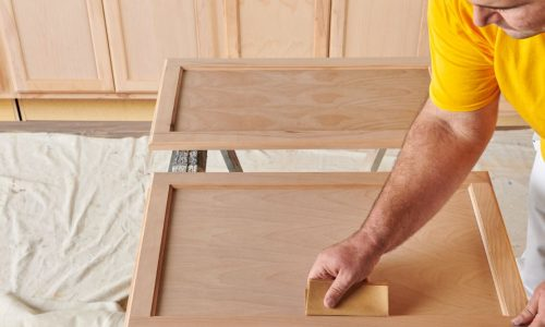 professional cabinet painters in miramar