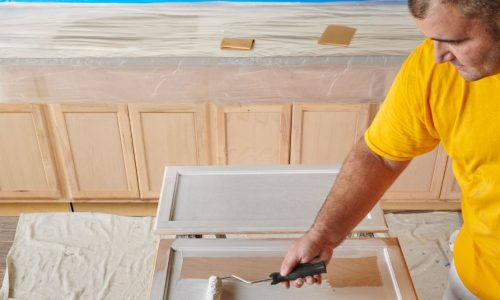 professional cabinet painters in santee