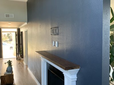 Interior Painting Project in Clairemont