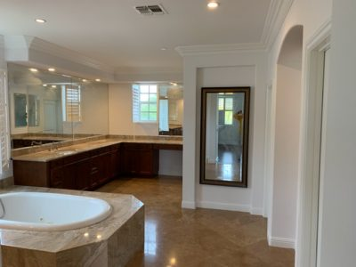 Bathroom Painting in Scripps Ranch