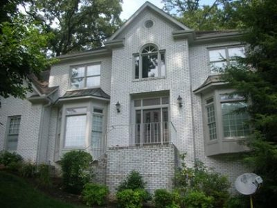 Exterior house painting by CertaPro painters in Maryville, TN