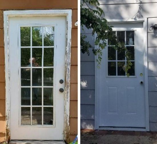 door trim repair in knoxville