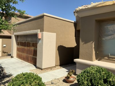 Stucco Repair in Tucson