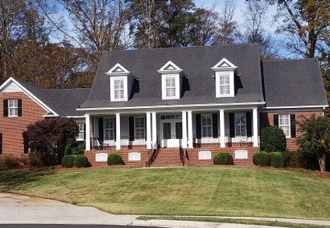 Snellville Exterior Painting