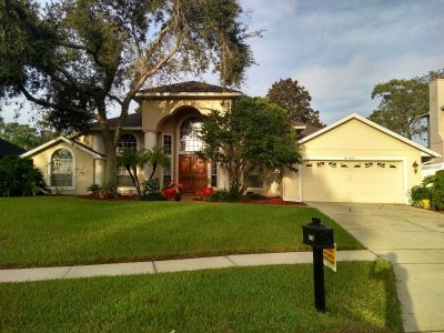 Exterior home renovation by CertaPro