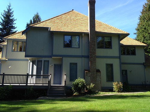 CertaPro Painters in Redmond, WA. are your Exterior painting experts