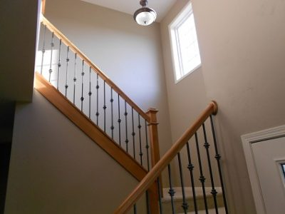Interior painting by CertaPro house painters of East Central Wisconsin