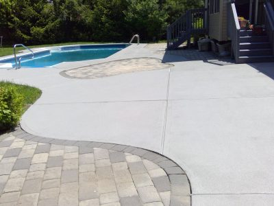 Pool Deck Staining Professionals CertaPro Painters of Edison NJ
