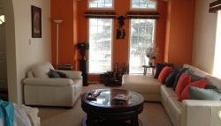 professional interior painting in Edmonton, AB by CertaPro