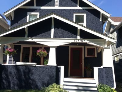 Exterior house painting by CertaPro Painters in Edmonton, AB