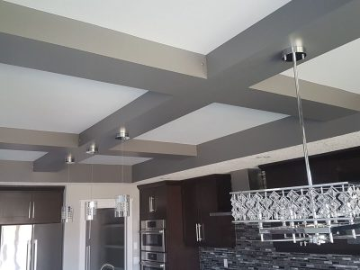 Interior house painting by CertaPro Painters in St. Albert, AB
