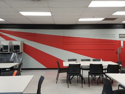 Commercial painting by CertaPro Commercial Painters in Edmonton, AB