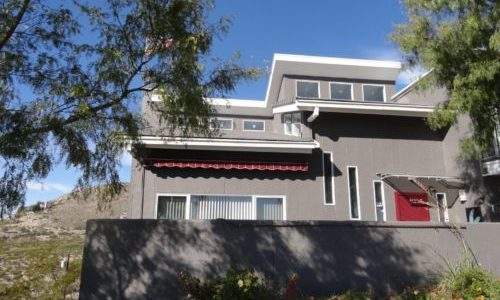 Exterior House Painting Project