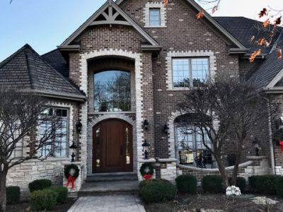 Residential Exterior Painting, Medinah, IL