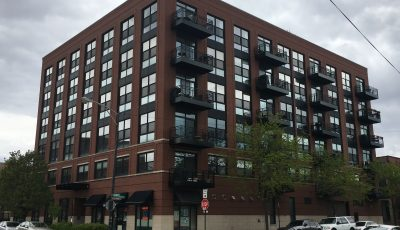 Chicago Commercial Residential Exterior Painting