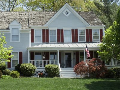 Power washing by CertaPro house painters in Fairfax, VA