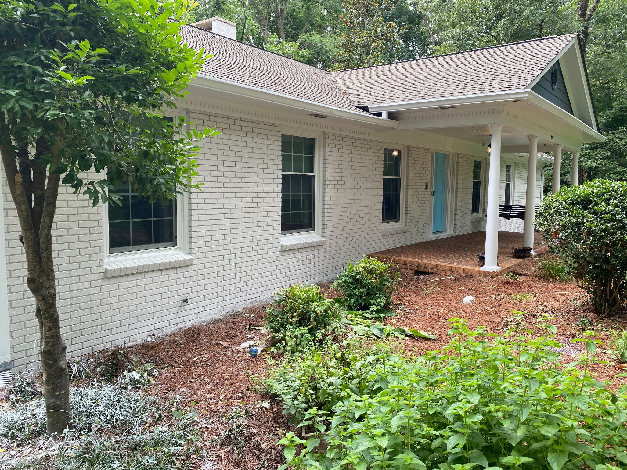 house after painting by certapro fayetteville