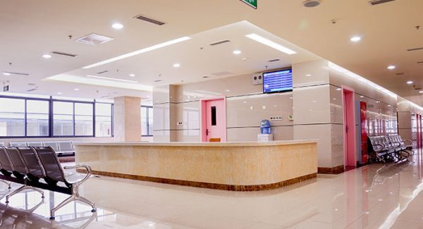 healthcare painting professionals