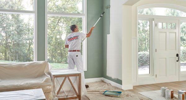 interior professional painter