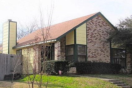 painting project in Lewisville, Texas