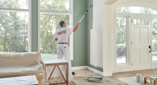 certapro painters of lewisville / flower mound interior painter