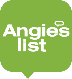 Check us out on Angie's List!