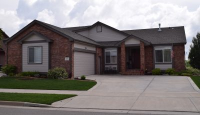 Exterior painting by CertaPro house painters in Fort Collins, CO