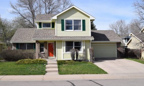 Exterior Painting Fort Collins