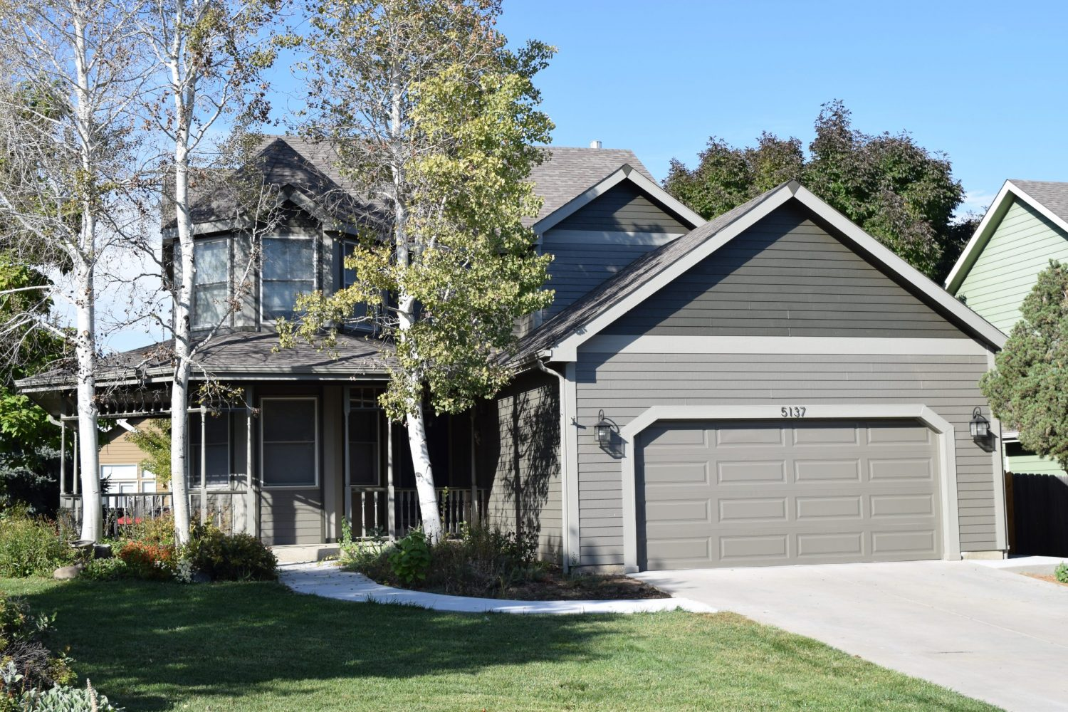 Popular Exterior House Colors In Greeley Co