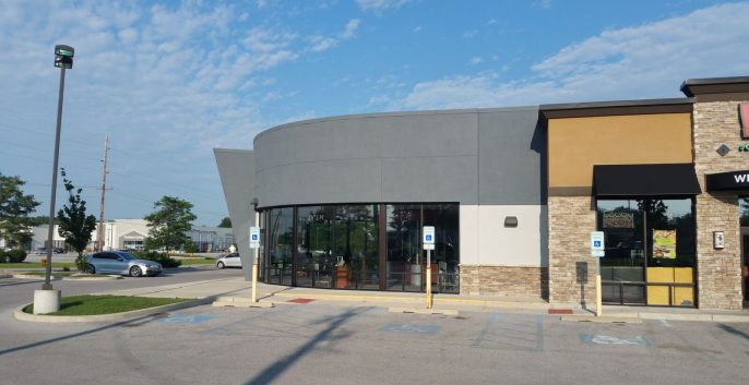 Commercial Retail painting - CertaPro Painters in Fort Wayne, IN