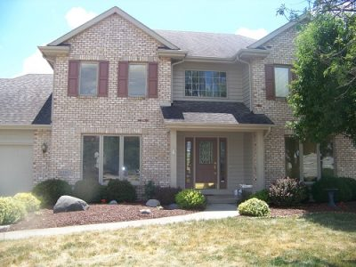 professional exterior painting by CertaPro in Avilla