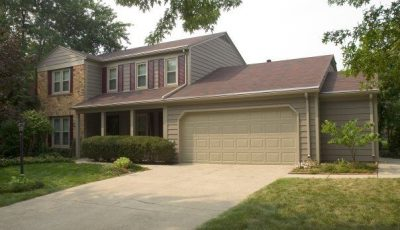 Exterior house painting by CertaPro House Painters in Fort Wayne, IN