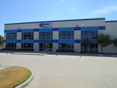 Pattonair Building - Front