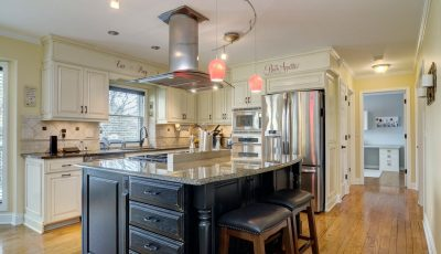 St. Charles Residential Kitchen