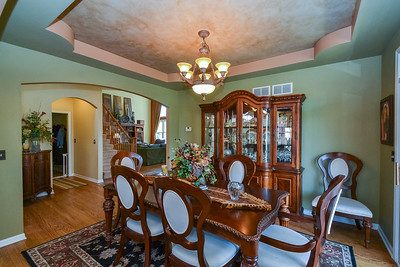 Batavia Residential Interior Dining Room