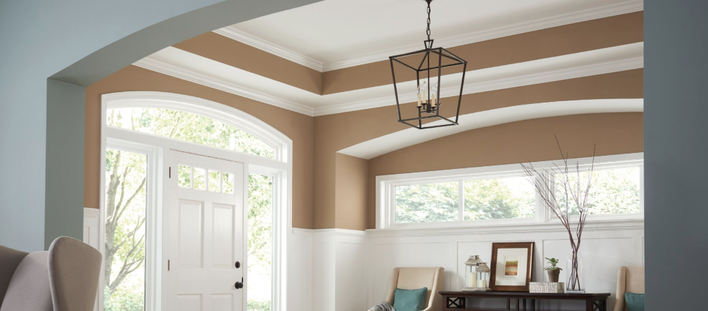 How To Paint High Ceilings And Walls Fredericksburg