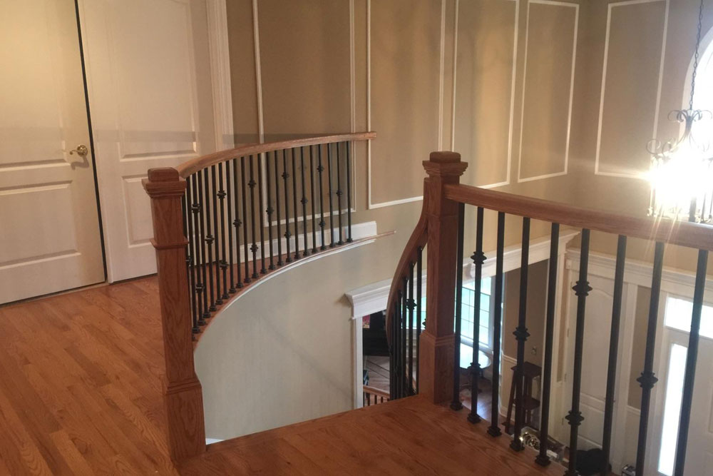 Stairway Painting Professionals CertaPro