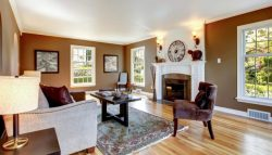 Living Room Interior House Painting – Colts Neck, NJ