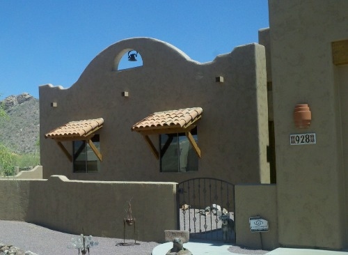 painting project in Gilbert, Arizona