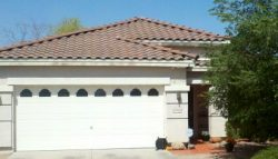 Exterior House Painting in Mesa